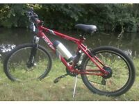 USA Mountain Trailz electric MTB bicycle, bike. 36v 250W - , Mountain Bike, Pedelec.