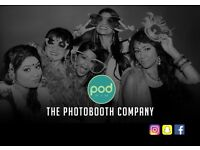 **PHOTO BOOTH Hire Wedding/Prom/Birthday/Mehndi/Engagement Party PhotoBooth Guestbook Drinks DJ Bar