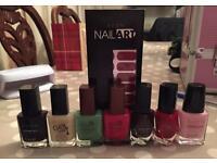 Avon nail polish bundle