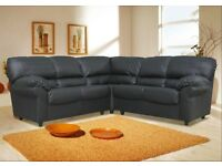 TODAY ONLY BRAND NEW LEATHER 3+2 OR CORNER SOFA + DELIVERY