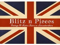 Blitz n Pieces Vintage Fair