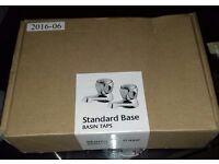 Standard brass taps