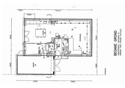 garage transformation in sleepingroom, toilet and bathroom