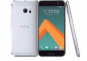 HTC 10 32GB Glacier Silver - LTE - Unlocked - New Open Box!