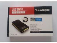 Climax Digital USB 2.0 ( DVI, VGA, HDMI )