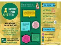 Affordable yet highly qualified and exceptional teachers providing online tutoring