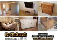 FLATPACK FURNITURE ASSEMBLY - 5 STAR - HANDYMEN - WARDROBES - BEDS - IKEA COUSINS ARGOS EBAY NEXT