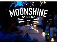 Gourmet BBQ Company for Events | Moonshine Dining