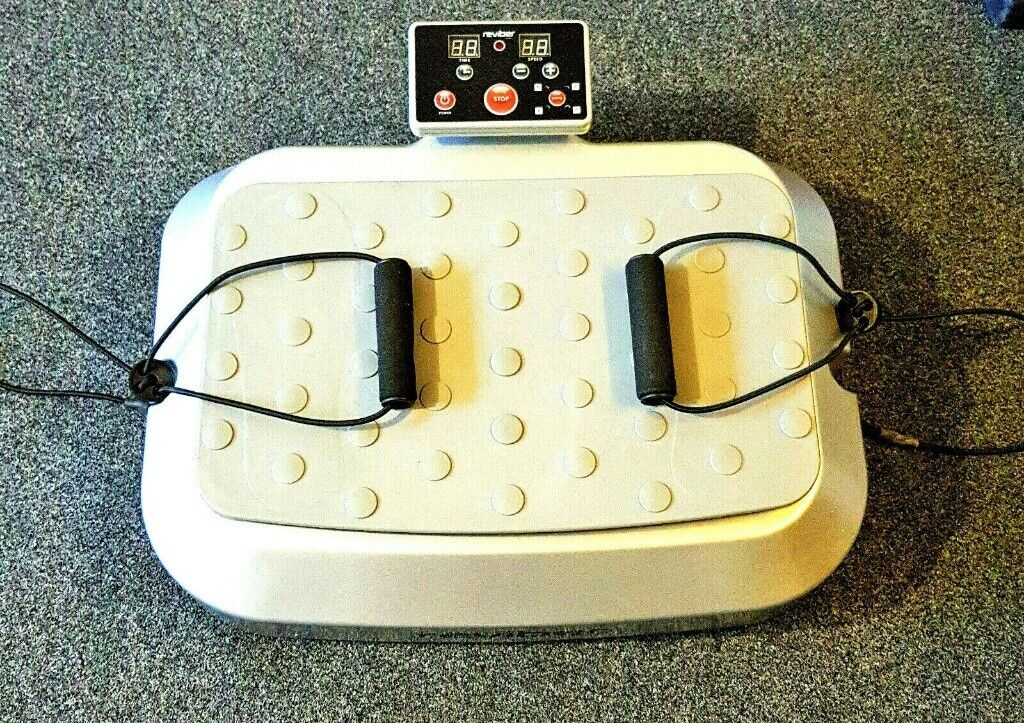 REVIBER PLUS OSCILLATING VIBRATING VIBRATION PLATE EXERCISE MACHINE WEIGHT  LOSS EXCELLENT CONDITION | in Brighton, East Sussex | Gumtree