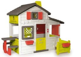 Childs Outdoor Smoby Friends Playhouse (Price Drop)