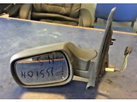 2004 FORD FUSION PASSENGER LEFT NEAR SIDE COMPLETE ELECTRIC MIRROR