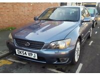 2004 54 lexus is200 se Auto
