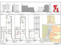 COMPLETE DESIGN & BUILD SERVICE Planning Permission drawing; Start FROM ***£500***