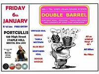 FRIDAY 6th JANUARY - 60s 70s SOUL / REGGAE / MOTOWN / SKA with DOUBLE BARREL – STAPLE HILL