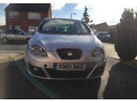 2010 SEAT ALTEA DIESEL may take a px