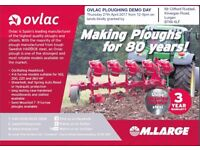 Plough Demo Day