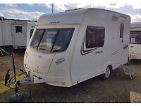 2013 Lunar Ariva Compact Touring Caravan