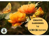 Creative Gardener - Stylish, Sustainable, Natural Gardens