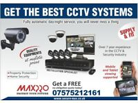 Full HD Quality CCTV System to secure your business, and loved ones.