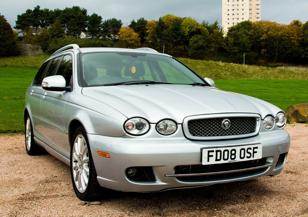 jaguar x-type estate for sale 1 year mot | in kirkcaldy, fife