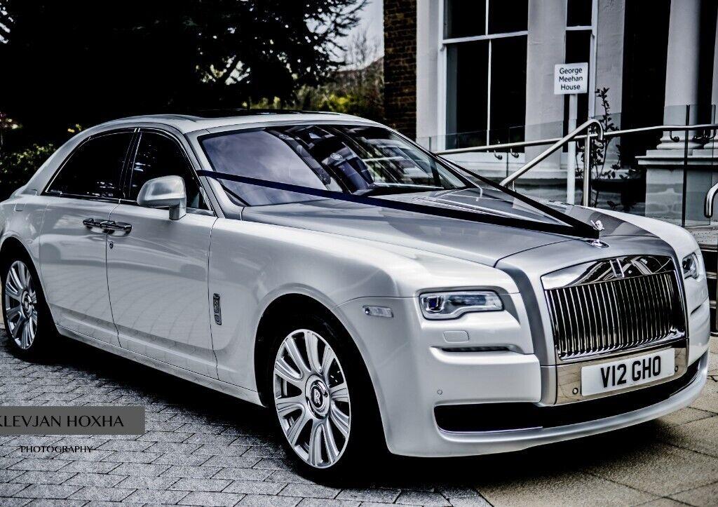 Music Video Hire Prom Car Wedding Car Hire Rolls Royce Hire Ghost Phantom Limo In Croydon London Gumtree
