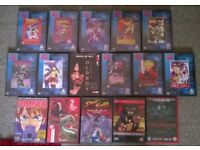 DVDs Japanese Anime others