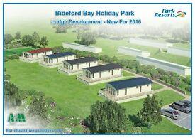 Brand New Lodge Stunning Location 12 Month North Devon Park Home