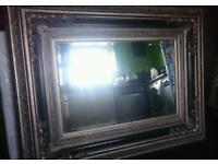 Large heavy mirror