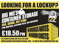Self Storage Leeds..Cheap Safe Secure Self Store...Prime Location.. No Hidden Fees..Special Offer