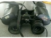 Pair of binoculars, Lenses in good condition 10x50