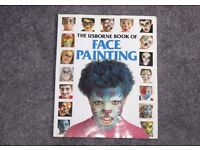Kids Face Painting book
