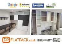 A+ QUICK & HONEST FLATPACK ASSEMBLY & TV MOUNTING HANDYMAN - 5 YR WARRANTY - IKEA FURNITURE FITTER