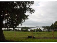 Fishing at Coolbeg Farm on its own lough shore: 9-16 Sept @ £380 (7 nights)
