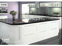 £795.00 kitchen package brand new built up cabinets