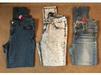 X3 Pairs of Jeans