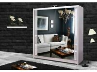 🔵💖🔴GET THE BEST DEAL ON DOOR🔵💖🔴FULLY MIRRORED HIGH QUALITY WARDROBES IN DIFFERENT WIDTHS