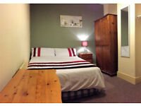 BEAUTIFUL DOUBLE ROOM AVAILABLE INCLUSIVE OF ALL BILLS