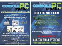 Computer/game console services