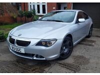 BMW 645 Ci 2005 SMG 7 SPEED AUTO
