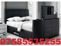 GAS LIFTING STORAGE TV BED