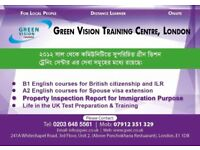WHITECHAPEL, EAST LONDON, English Language Preparation Centre for B1, A2, A1 & Life in the UK