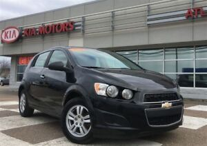 2013 Chevrolet Sonic LT, ONLY $71* b/w, HEATED SEATS, A/C, HATCH
