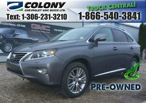 2013 Lexus RX 350 Navigation, Leather, Memory Seats