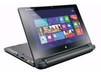 Lenovo Flex 10 10.1-inch Touchscreen Laptop Intel Celeron N2806 1.58 GHz, 4 GB RAM, 500 GB HDD