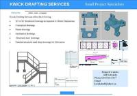 Kwick Drafting Services
