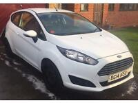 2014 Ford Fiesta Style 1.2 Damaged Repairable Salvage