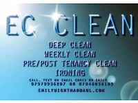* CLEANING SERVICES* £10 PHR---SPECIAL OFFER 2.5HRS £20!!!