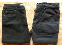 NEXT Boys Jeans & Littlewoods Boys Jeans, Age 13 Years / Yrs