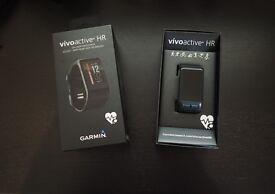 Garmin vivoactive HR smartwatch (as new)