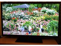 JMB 50 inch Full HD LED TV 1080p , Freeview HD